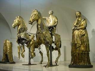 I Bronzi Dorati da Cartoceto di Pergola