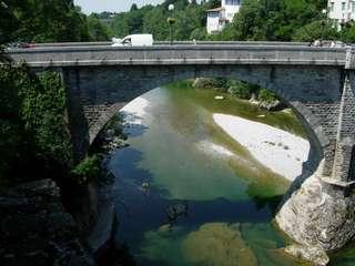 Cividale del Friuli - Il Ponte del Diavolo
