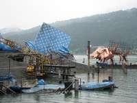 Bregenz - La scena dell'Aida sul lago