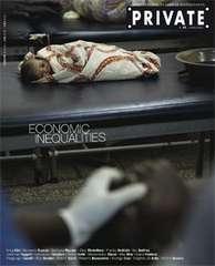 La copertina dell'ultimo numero di PRIVATE