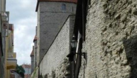Visita nelle capitali baltiche, Estonia e Tallin