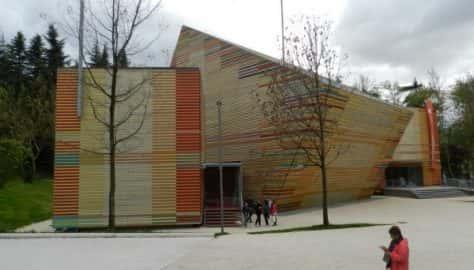 LAquila - La Casa della musica - Opera di Renzo Piano