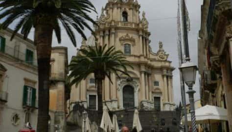 Ragusa -  Il Duomo di San Giorgio