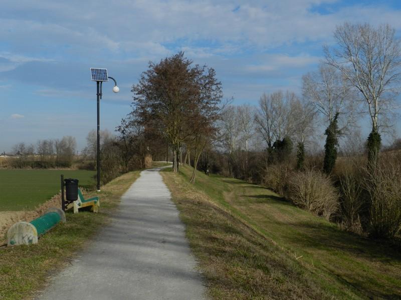 Castel Bolognese - Il Parco fluviale del Senio