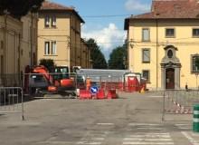 Castel Bolognese - Piazza Bernardi