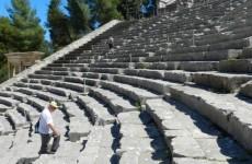 Epidauro - Il Teatro