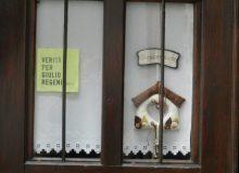 Cibiana di Cadore - Porta di abitazione