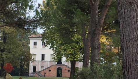 Villa Ricciardelli a Faenza