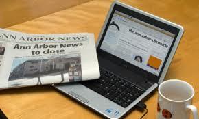 Un giornale interattivo