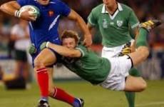 Una squadra di rugby