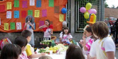 Successo per la Festa della frutta