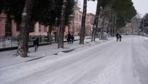 La nevicata del 19 dicembre