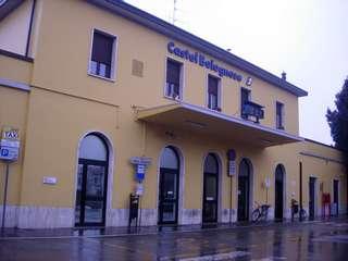 La stazione di Castel Bolognese