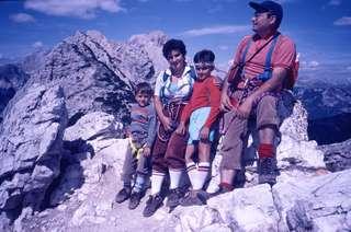 1986 - Pomagagnon, Punta Fiammes