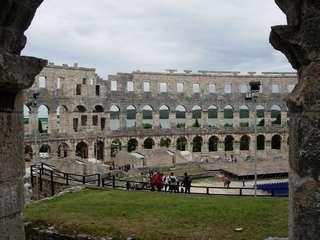 Pola - L'Anfiteatro romano