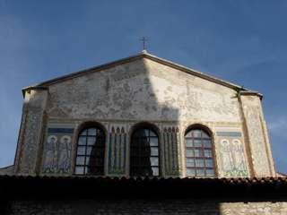Porec - I mosaici della Basilica Eufrasiana