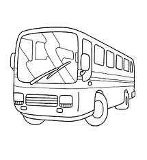 Autobus in pista