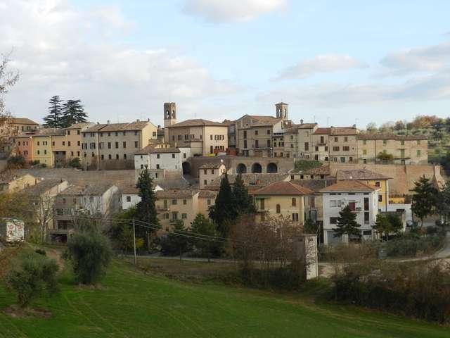 Visita a Saltara, Cartoceto, Mombaroccio e Candelara