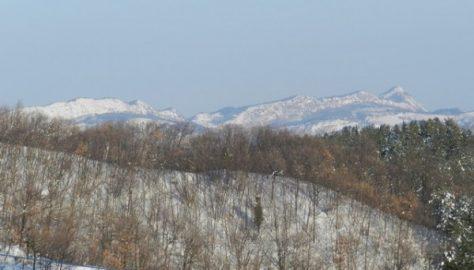Una riflessione sulla neve