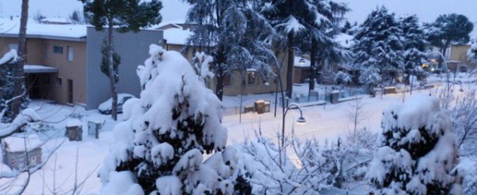 La neve del '12