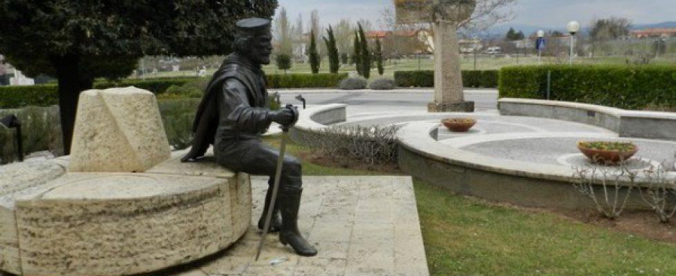 Rapolano e Garibaldi
