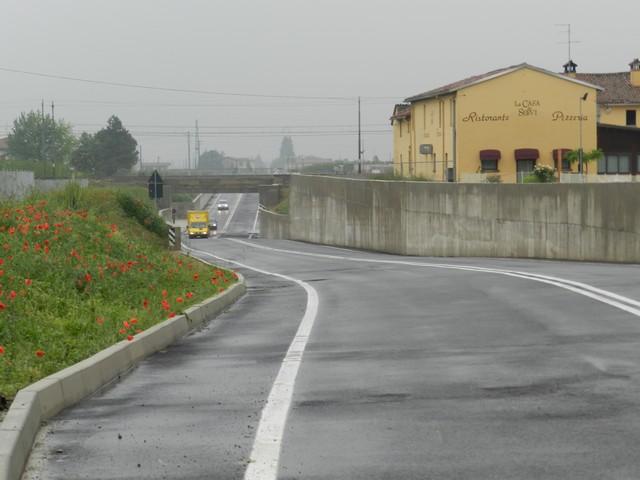 Castel Bolognese, aperto il primo sottopasso