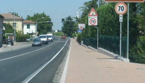 Incidenti sulla via Emilia, misure incisive