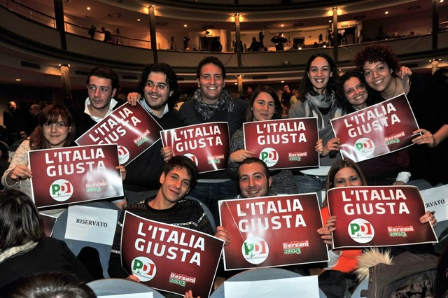Un voto per l'Italia giusta