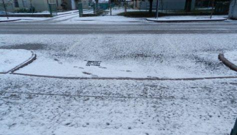 La neve e il ghiaccio