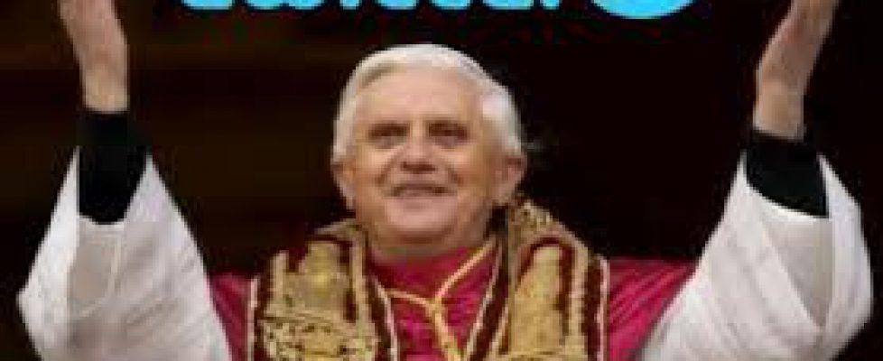 A proposito delle dimissioni di Ratzinger