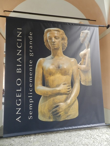 Castel Bolognese - Mostra Angelo Biancini