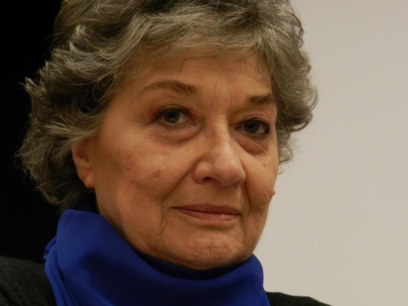 """Afra Bandoli, autrice del libro """"Almeno il Duce lo imparasse"""""""