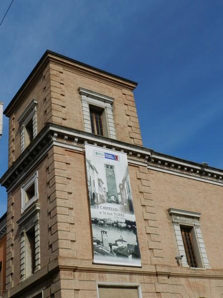 Castel Bolognese - Palazzo Mengoni