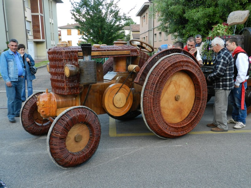 La sfilata dei carri