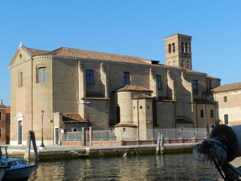 Chioggia - Chiesa di San Domenico