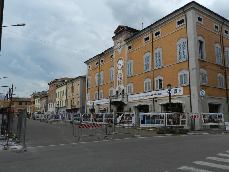 Finale Emilia - Il Municipio