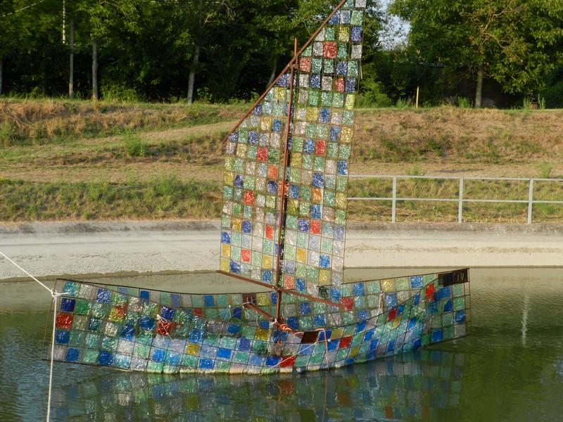La barca Elena