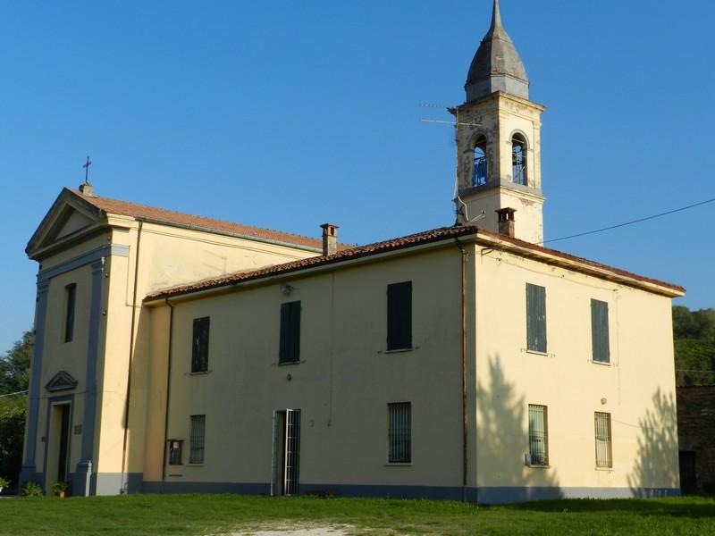 Chiesa di Tebano (Ra)