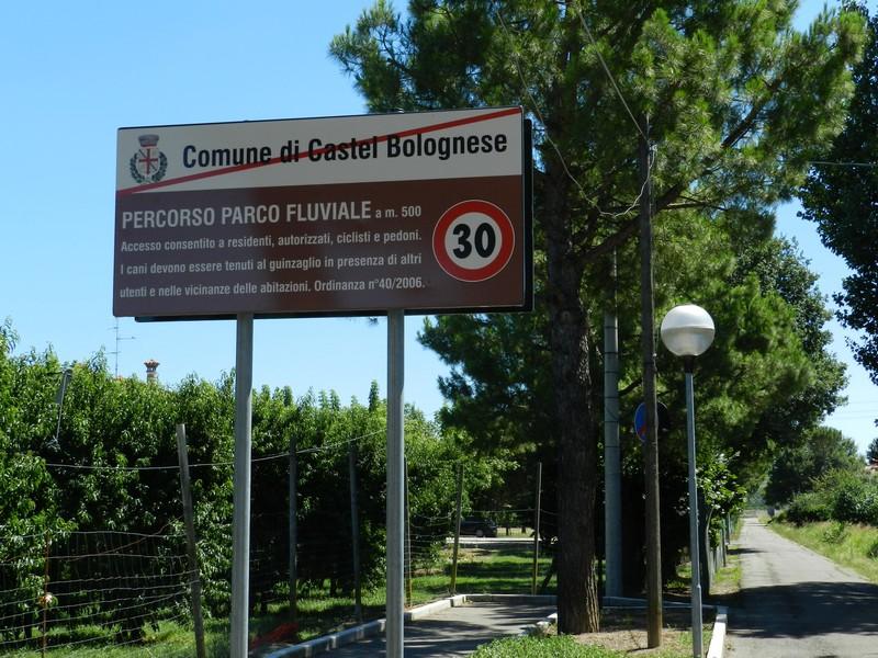 Castel Bolognese - Parco fluviale