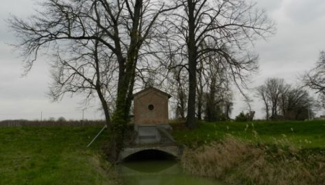 Castel Bolognese - Traversa del Canale dei Molini