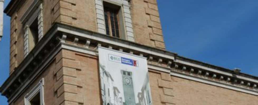 Castel Bolognese - La torretta di Palazzo Mengoni
