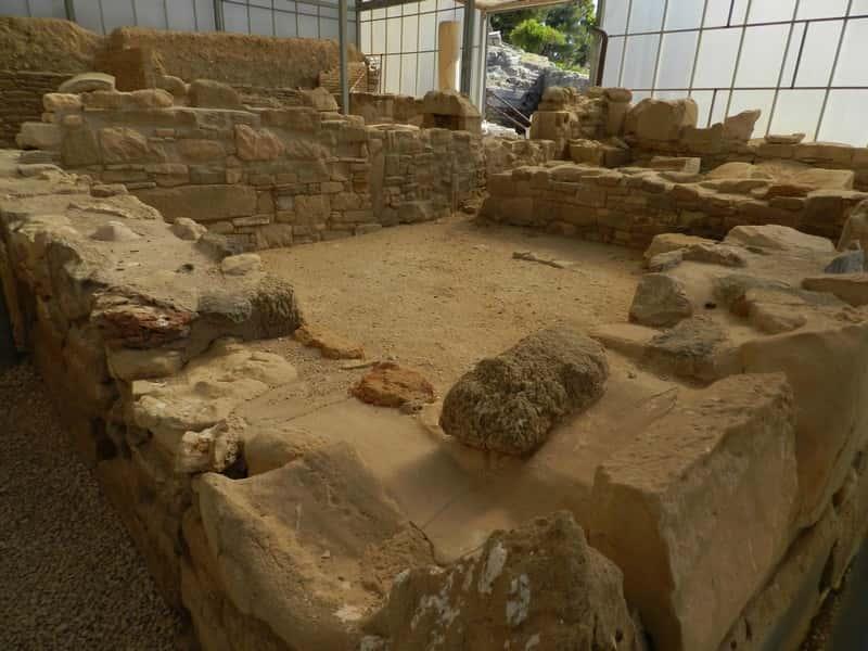 Sicilia in camper da eraclea minoa a sciacca domenico for Arte arredi sciacca
