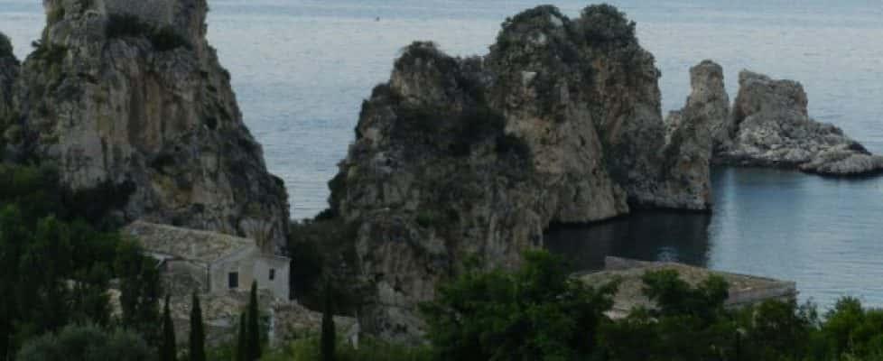 Scopello - I faraglioni