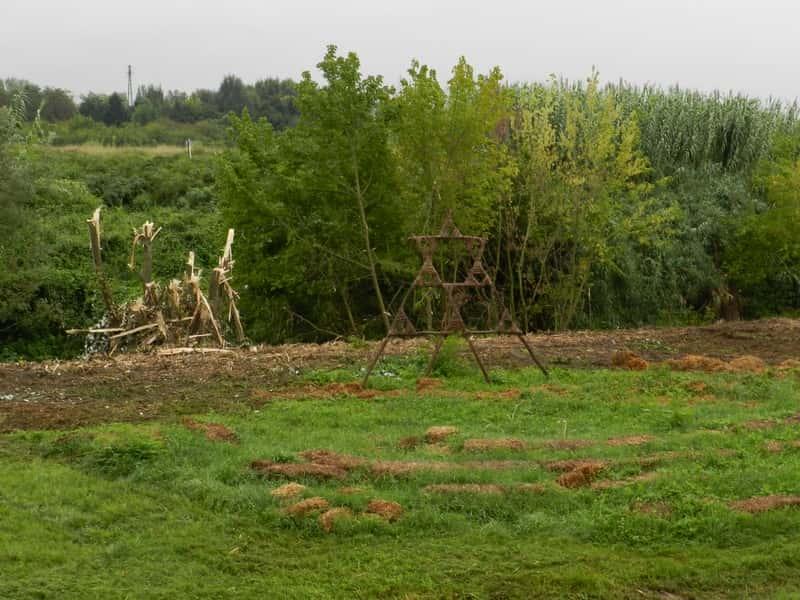 Fiume Senio (Cotignola) - La Golena dei Poeti