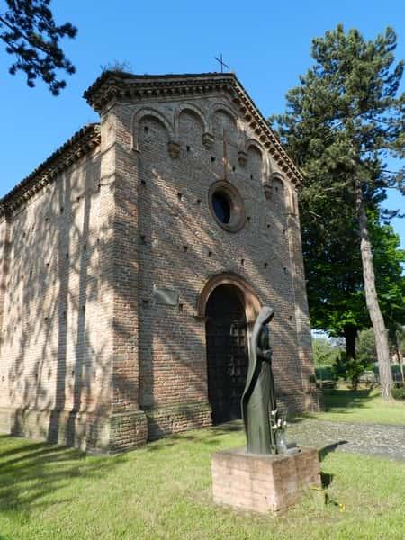 Castel Bolognese - Chiesa di San Sebastiano