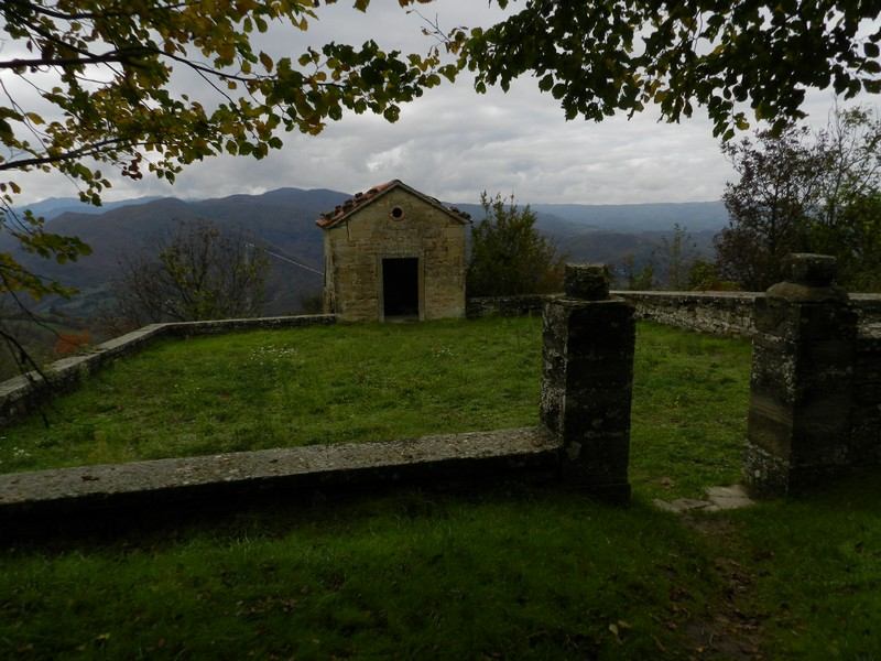 Il cimitero di Valmaggiore