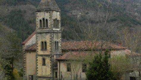 Brisighella - S.Eufemia, la chiesa di Santa Maria in Purocielo
