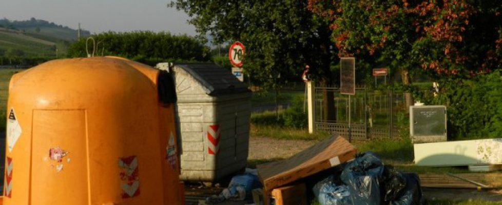 La questione rifiuti