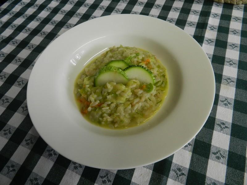 Risotto e zucchine (2)