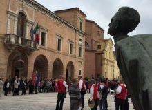 Ciclabile da Castel Bolognese a Faenza, con la nuova legge regionale si potrà fare.